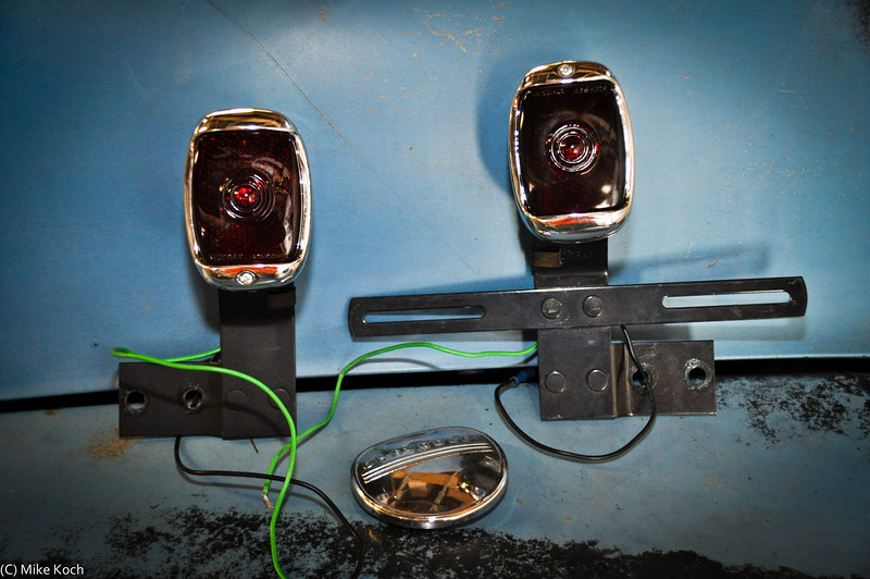 tail lights brake lights and blinkers the 1947 present can i set these up for all three functions and eliminate my seperate blinkers